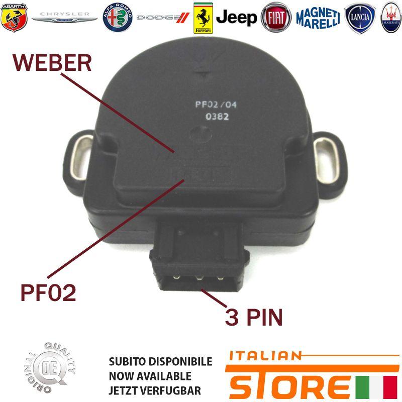 UNIVERSALE Anteriore Sensore Lambda Ossigeno O2 LSU3-94426 Nuovo di Zecca 5 ANNO DI GARANZIA