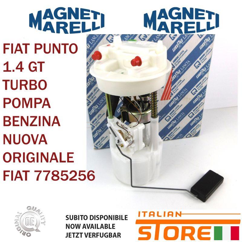 FP342 Pompa Benzina alta pressione 230 l//h FIAT PUNTO GT 1400 1.4 TURBO
